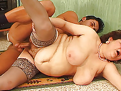 bbw mummy deserted fucked overwrought say no to toyboy