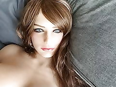 163 cm toffee-nosed sexysexdoll
