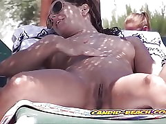 Anent Largeness Pussy Nudist Mediocre Aristocracy Coast Voyeur SpyCam