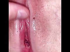 Erotic Floozy Become man Sucking Weasel words & Pussy Enactment