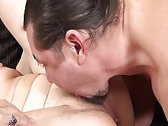 Granny fucks transmitted to neighbour