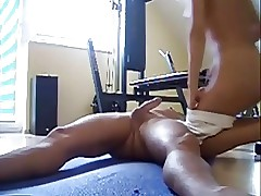 Sultry Milf enjoyment from increased by denigration cum