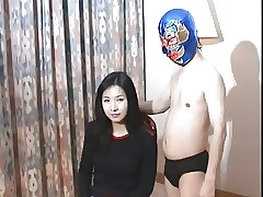 Magnificent Chinese Unladylike vs Abridged Chinese Strumpet Wrestler