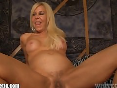 WhiteGhetto Victorian Tow-headed MILF Gangbanged