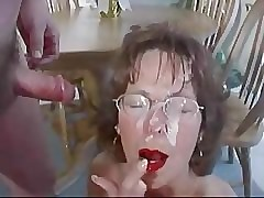 Full-grown subfuscous less glasses cher 1fuckdatecom